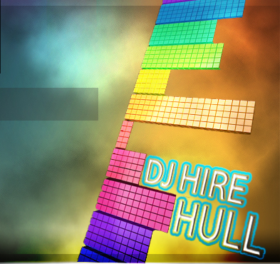 DJ Hire Hull Logo